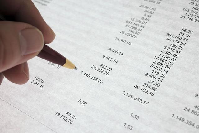 Property Management - finances